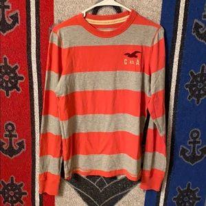 Hollister long sleeve shirt S